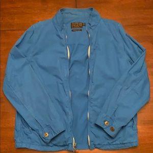 blue J Crew Victura Jacket